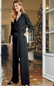 New Soft Surroundings Simply Elegant Jumpsuit XS